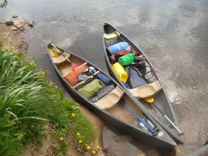 Intro Canoe Touring